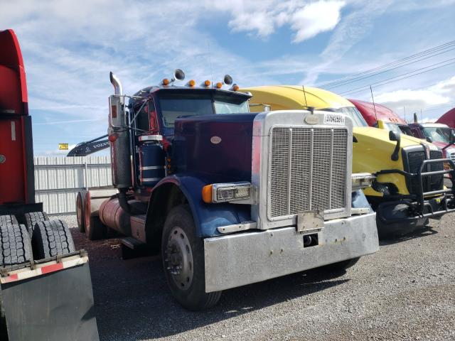 Peterbilt 379 salvage cars for sale: 1996 Peterbilt 379