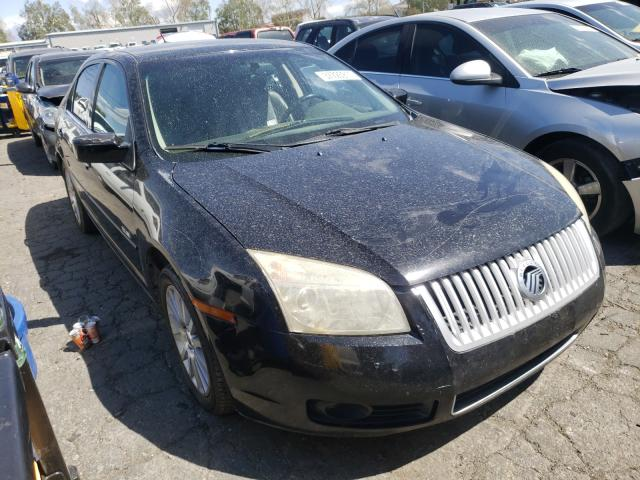 Salvage cars for sale from Copart Colton, CA: 2008 Mercury Milan Premium