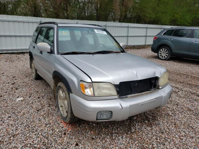 Subaru salvage cars for sale: 2002 Subaru Forester S