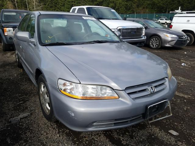 Salvage cars for sale from Copart Graham, WA: 2001 Honda Accord EX