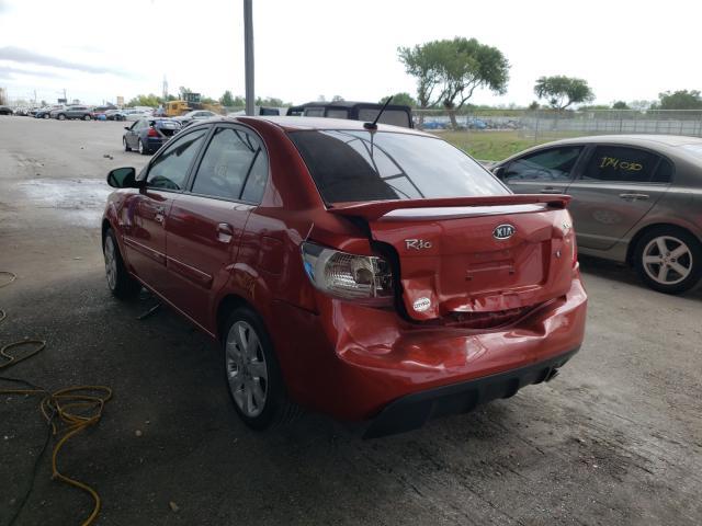 2011 KIA RIO BASE KNADH4A32B6939285