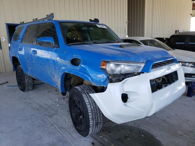 Salvage cars for sale from Copart Homestead, FL: 2019 Toyota 4runner