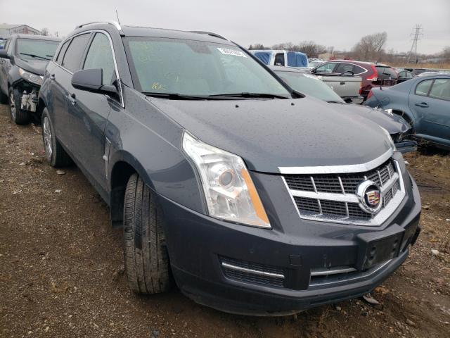 2012 CADILLAC SRX LUXURY - Other View