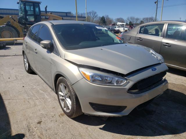 Salvage 2016 FORD FOCUS - Small image. Lot 38025801