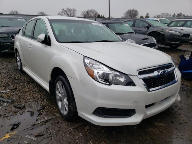 Salvage cars for sale from Copart Cudahy, WI: 2014 Subaru Legacy 2.5