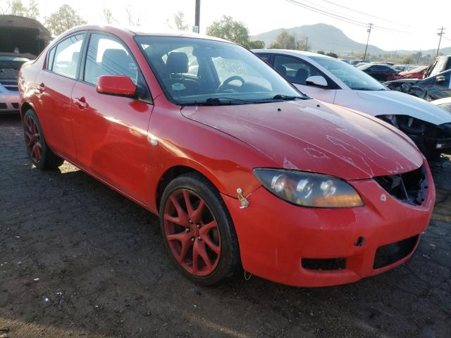 Salvage cars for sale from Copart Colton, CA: 2007 Mazda 3