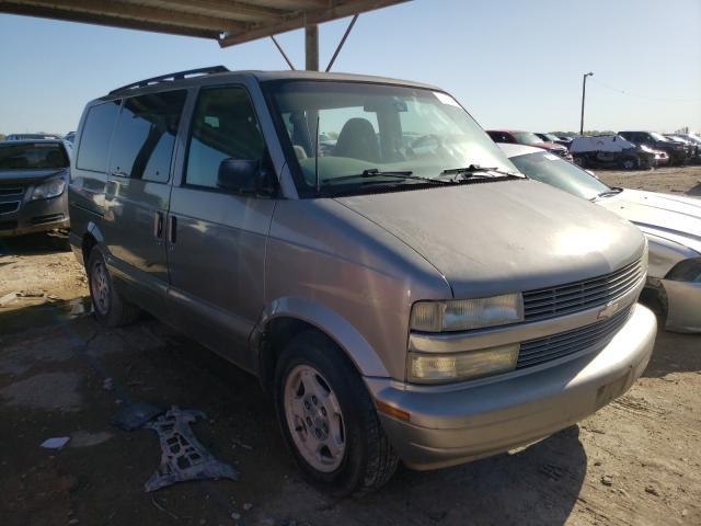 Salvage cars for sale from Copart Temple, TX: 2005 Chevrolet Astro