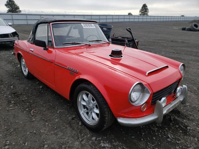 Datsun salvage cars for sale: 1969 Datsun Roadster