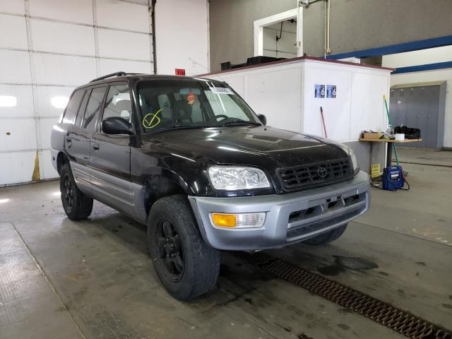 Salvage cars for sale from Copart Pasco, WA: 1998 Toyota Rav4