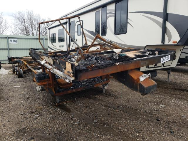 Salvage cars for sale from Copart Pekin, IL: 2005 Gulf Stream Prairie SC