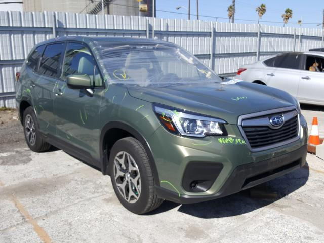 Salvage cars for sale from Copart Wilmington, CA: 2020 Subaru Forester P