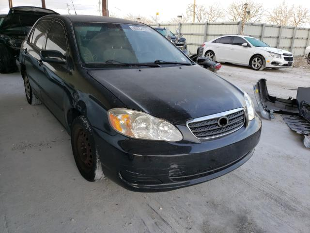 Salvage cars for sale from Copart Homestead, FL: 2006 Toyota Corolla CE