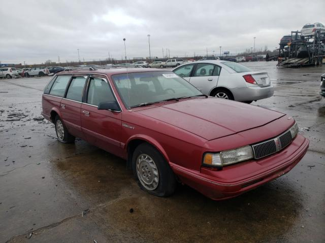 Oldsmobile salvage cars for sale: 1994 Oldsmobile Cutlass CR