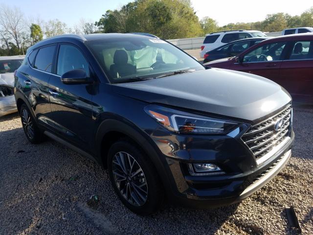 Hyundai Tucson salvage cars for sale: 2021 Hyundai Tucson