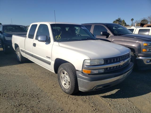 Salvage cars for sale from Copart Vallejo, CA: 2001 Chevrolet Silverado