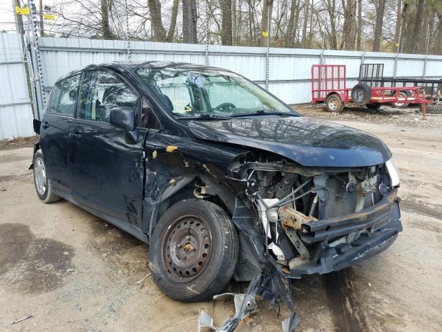 Vehiculos salvage en venta de Copart Austell, GA: 2008 Nissan Versa S