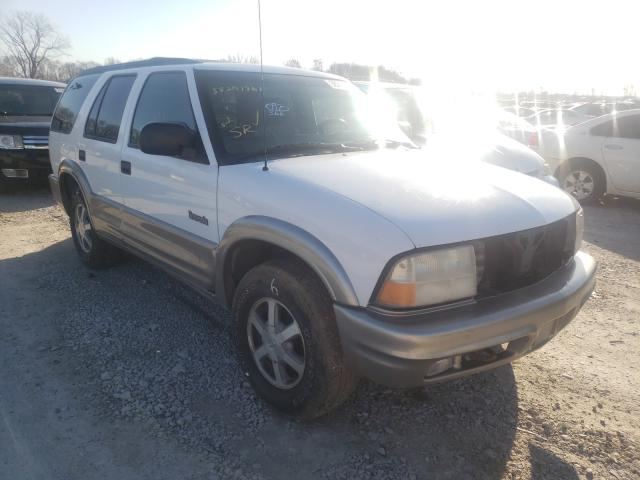 Oldsmobile salvage cars for sale: 2001 Oldsmobile Bravada