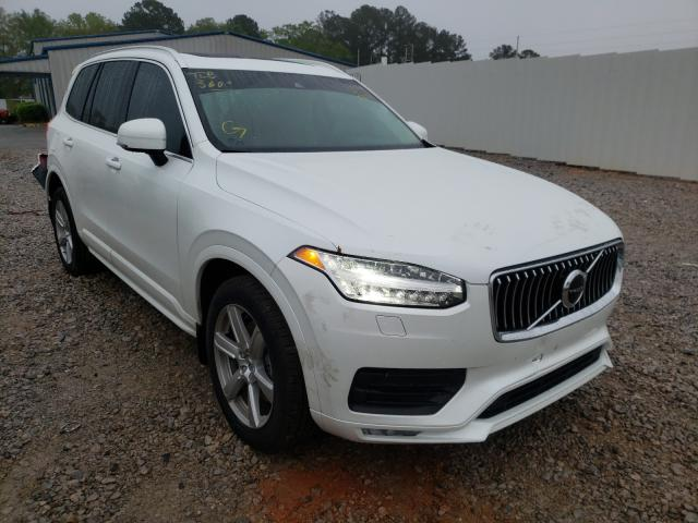 Volvo salvage cars for sale: 2021 Volvo XC90 T5 MO