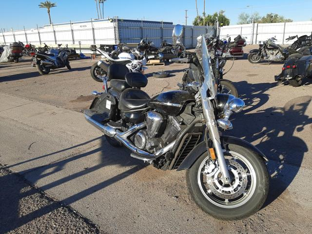 Salvage cars for sale from Copart Phoenix, AZ: 2007 Yamaha XVS1300 A