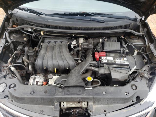 2011 NISSAN VERSA S 3N1BC1CP0BL501848
