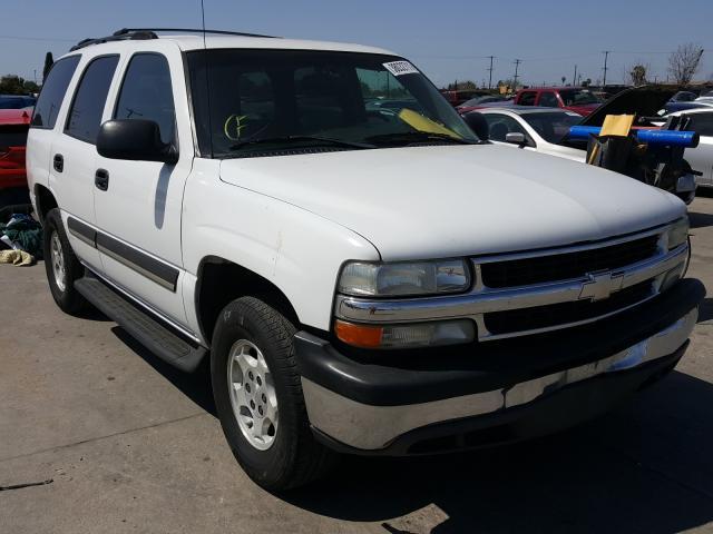 2004 Chevrolet Tahoe C150 en venta en Los Angeles, CA