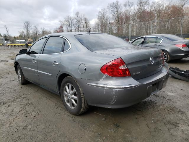 2009 BUICK LACROSSE C - Right Front View