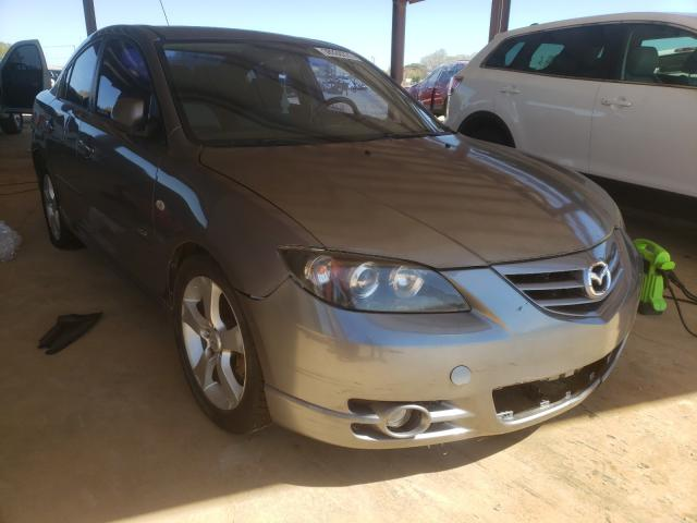 Mazda 3 S salvage cars for sale: 2004 Mazda 3 S