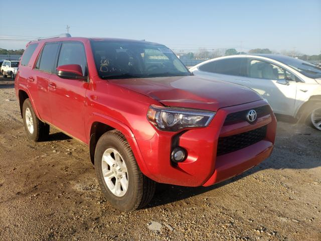 Salvage cars for sale from Copart Newton, AL: 2017 Toyota 4runner SR