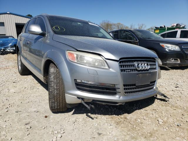 Audi Q7 salvage cars for sale: 2007 Audi Q7