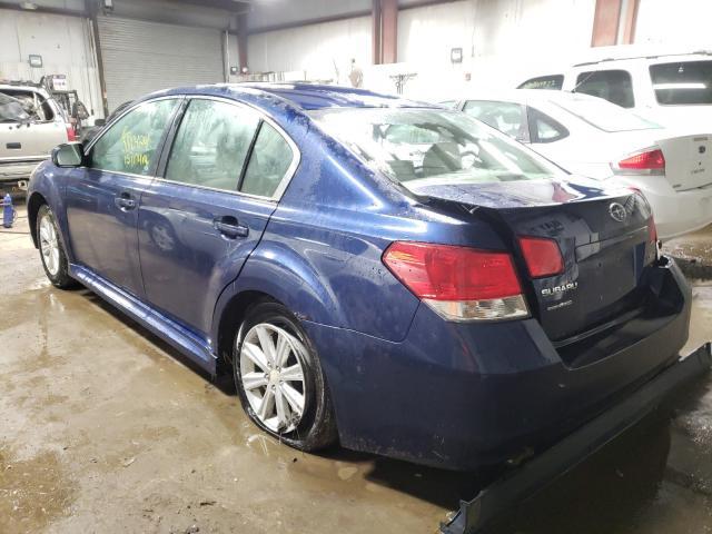 2010 Subaru LEGACY | Vin: 4S3BMAG62A1222385