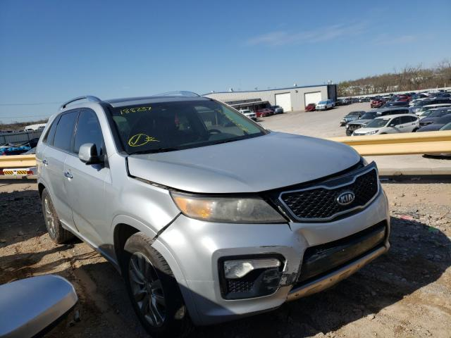 2012 KIA Sorento SX for sale in Oklahoma City, OK