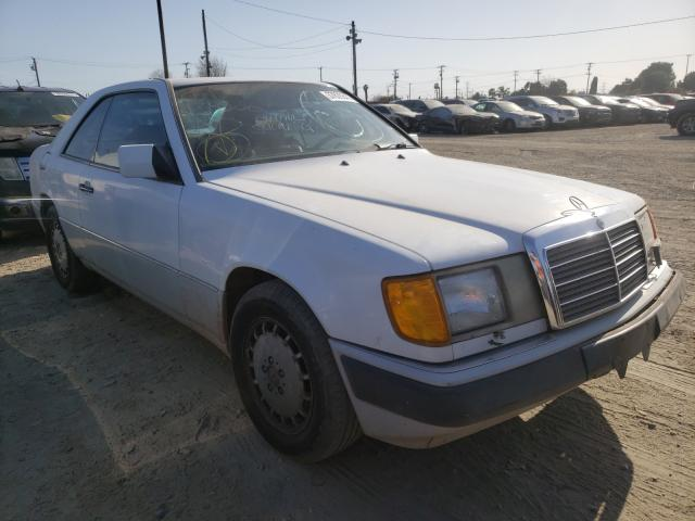 Mercedes-Benz 300 CE salvage cars for sale: 1991 Mercedes-Benz 300 CE