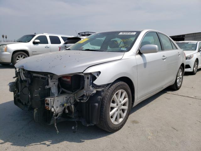 2011 TOYOTA CAMRY BASE - Left Front View