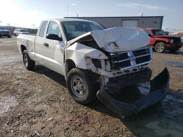 Salvage cars for sale from Copart Chatham, VA: 2009 Dodge Dakota ST