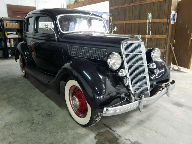 Global Auto Auctions: 1935 FORD SEDAN