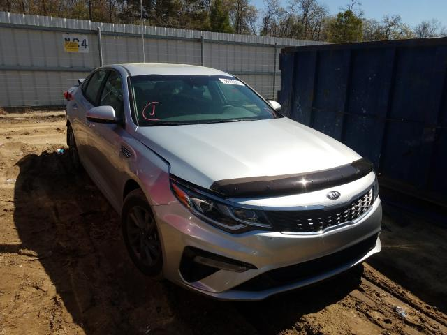 Salvage cars for sale from Copart Gaston, SC: 2020 KIA Optima LX