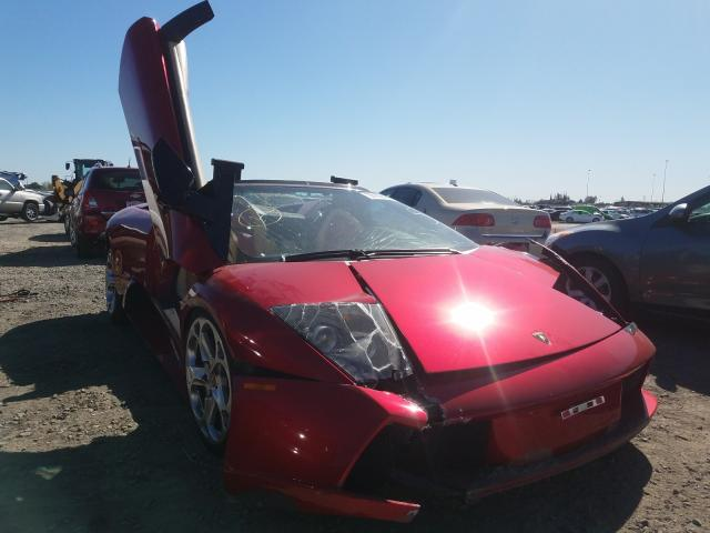 Lamborghini salvage cars for sale: 2006 Lamborghini Murcielago