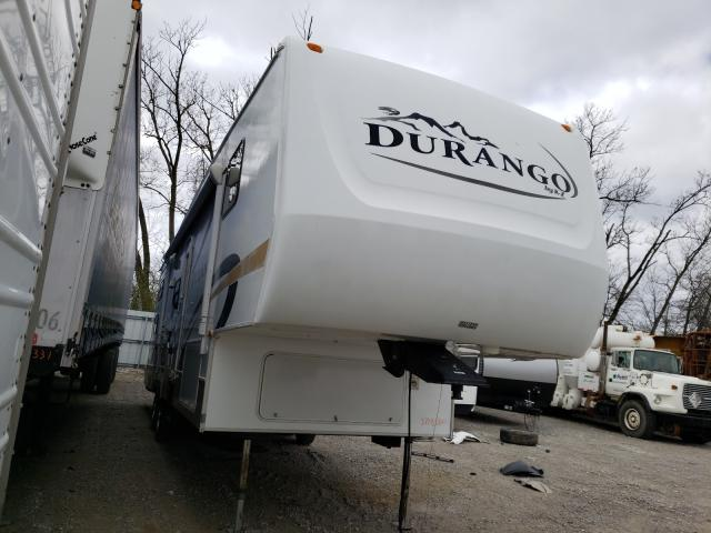 Dura salvage cars for sale: 2019 Dura Travel Trailer