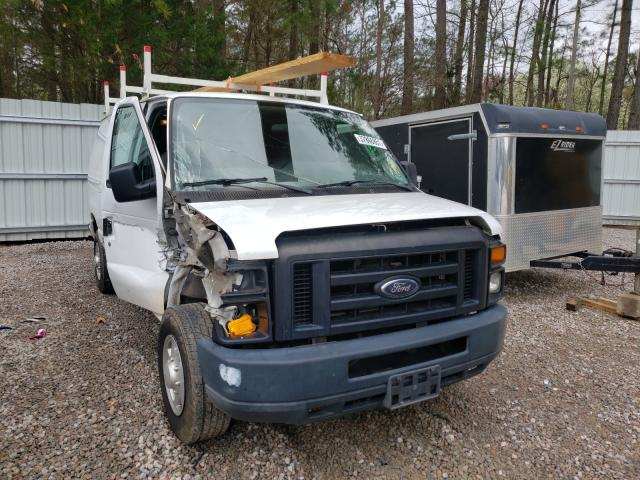 Salvage cars for sale from Copart Knightdale, NC: 2012 Ford Econoline