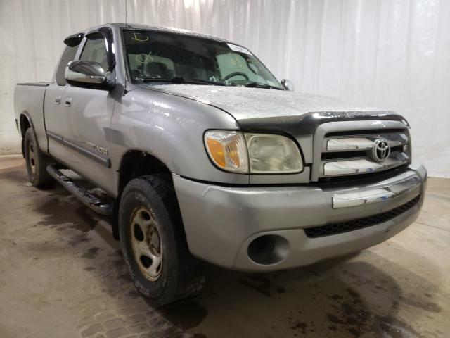 Salvage cars for sale from Copart Central Square, NY: 2006 Toyota Tundra ACC
