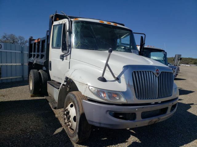 Salvage cars for sale from Copart Anderson, CA: 2016 International 4000 4300
