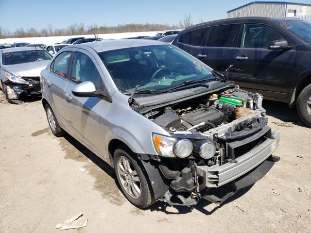 Vehiculos salvage en venta de Copart Louisville, KY: 2014 Chevrolet Sonic LT
