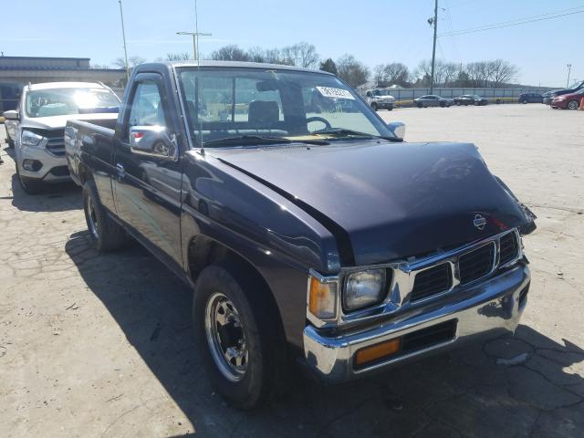Salvage cars for sale from Copart Lebanon, TN: 1995 Nissan Truck E/XE