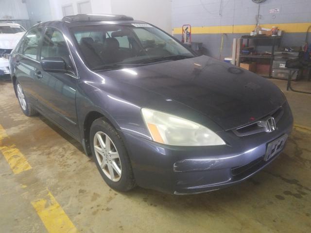 Vehiculos salvage en venta de Copart Mocksville, NC: 2004 Honda Accord EX