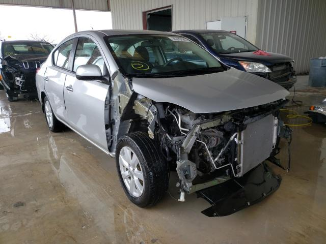 Salvage cars for sale from Copart Homestead, FL: 2012 Nissan Versa S