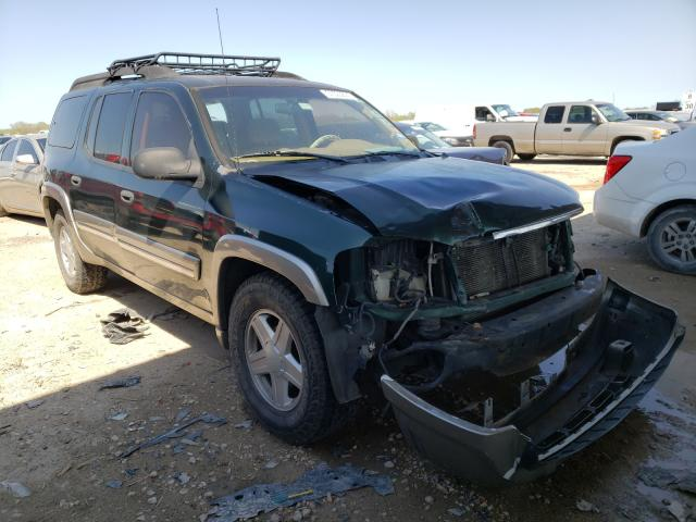 Salvage cars for sale from Copart Temple, TX: 2003 Isuzu Ascender S