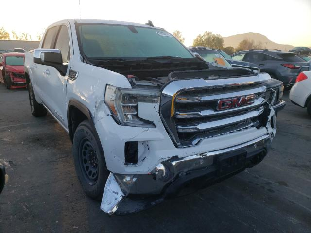 Salvage cars for sale from Copart Colton, CA: 2019 GMC Sierra