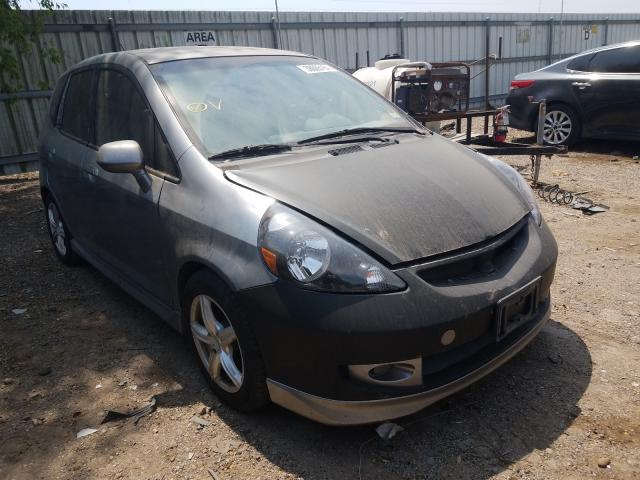 2007 Honda FIT S for sale in Mercedes, TX