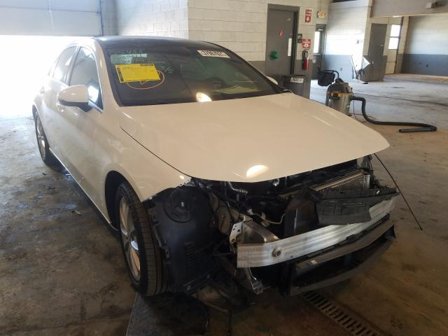Salvage cars for sale from Copart Sandston, VA: 2020 Mercedes-Benz A 220 4matic