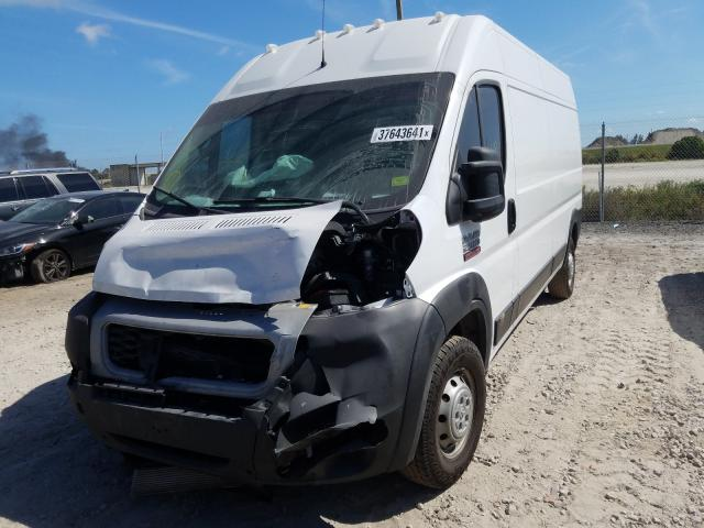 2020 RAM PROMASTER - Left Front View